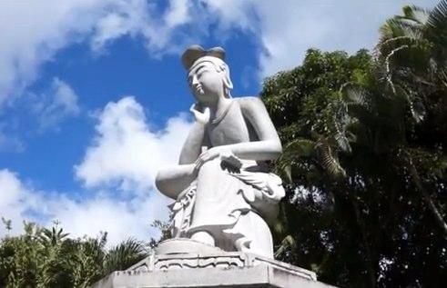 MU! By Yamada Mumon, Japanese Zen Buddhist Art Scroll (item #911374)