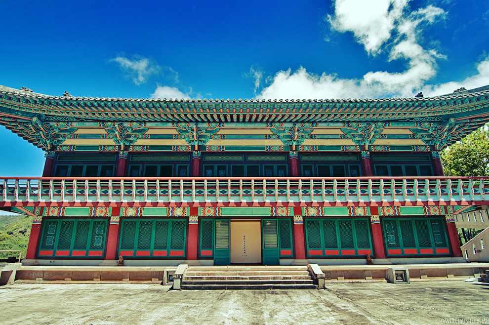 About the Temple | MuRyangSaTemple